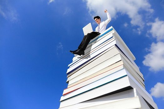 CPE for CPA on a tower of books
