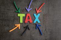 legal issues tax