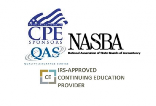 nasba qas irs approved